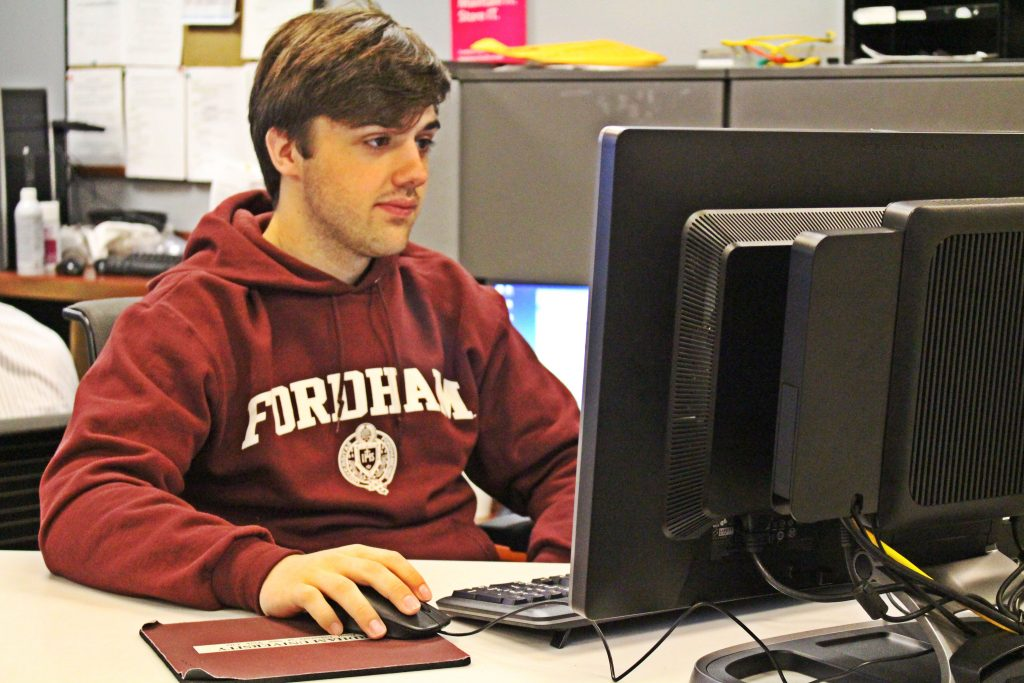 Fordham IT supports students, faculty, and staff with all their technology needs.