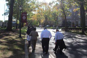 Minimalist Walk on Campus small