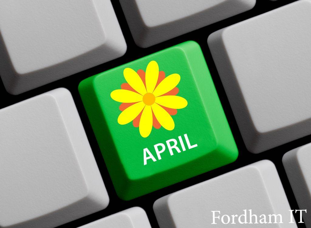 April Keyboard