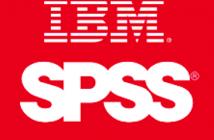 IBM SPSS 25 logo