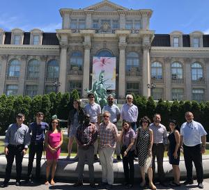 Innovation Walk Group Summer 2018