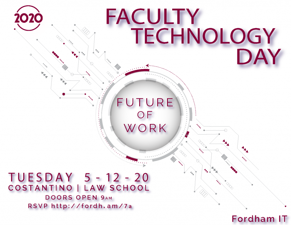 decorative image for faculty technology day